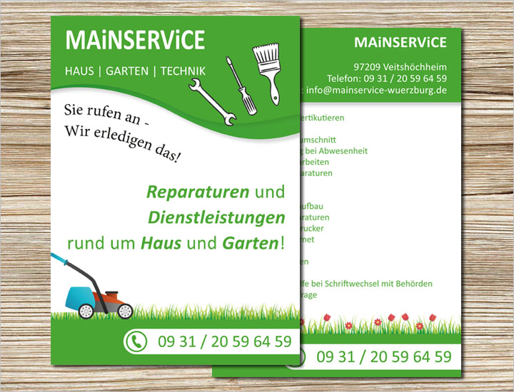 Flyer Mainservice